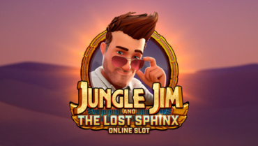 ¡Jungle Jim regresa a PASTÓN en una nueva slot!